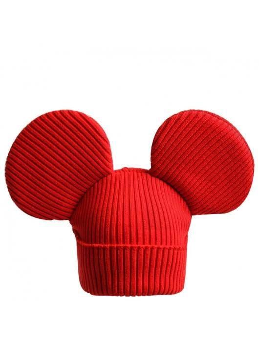 cf4eeeced8b05 Comme des Garçons SHIRT W26940 4 RED MENS HAT in Black