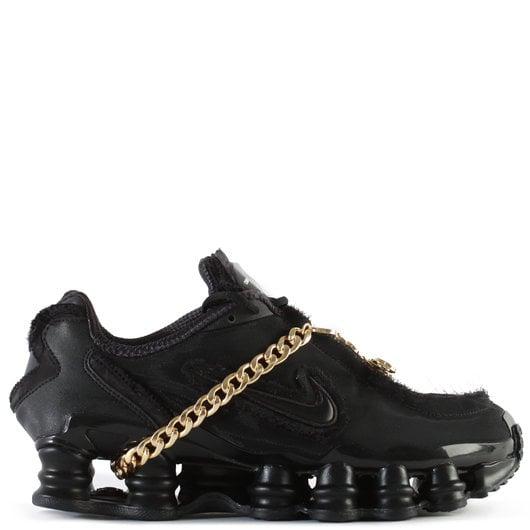 Comme des Garçons x Nike Shox TL Sneakers Black
