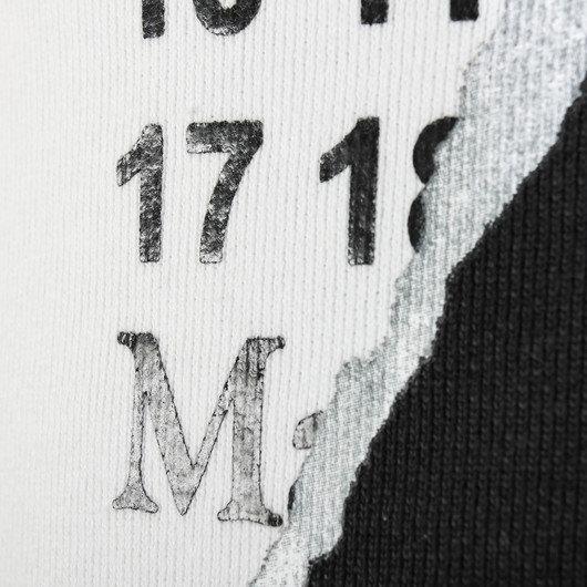 on sale 67001 798c0 Logo Numbers Print Sweatshirt