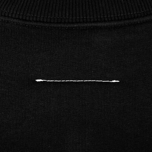Unlimited Edition Print Sweater Dress Black