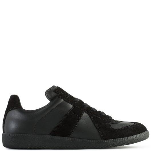 black margiela sneakers