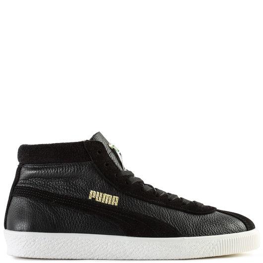 big sale e49d1 50a38 Basket '68 Mid Sneakers Black