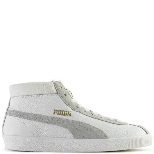 more photos b205d eb94b Basket '68 Mid Sneakers White