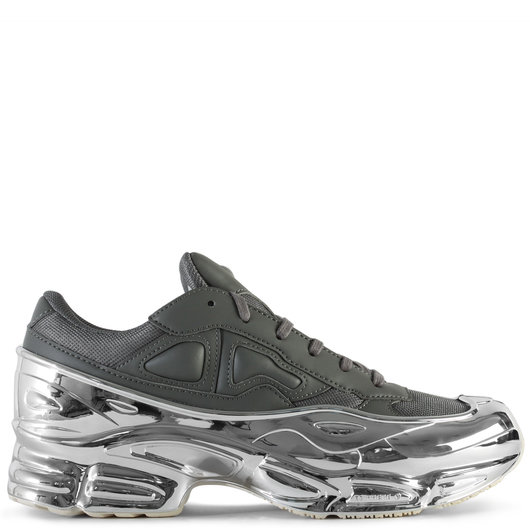 best sneakers d6859 809cd Adidas x Raf Simons Ozweego Ash/Silver