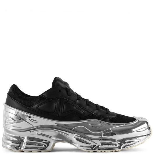 75951e142 Adidas x Raf Simons Ozweego Black/Silver - Raf Simons | Hervia