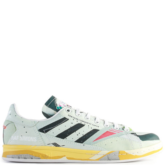 best service 6cd6b 2308d Adidas x Raf Simons Torsion Stan Sneakers