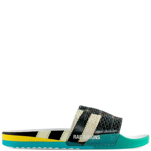 6a792580505a Adidas x Raf Simons Samba Adilette Slides - Raf Simons   Hervia