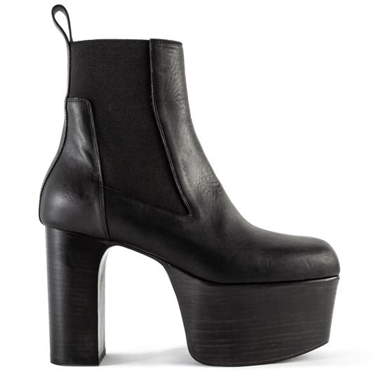 Men\u0027s Larry Elastic Kiss Heeled Boots