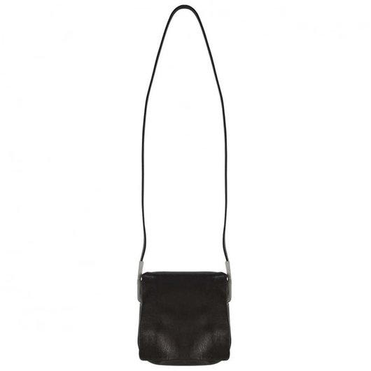 8672ee3b6b Leather Fold Over Adri Shoulder Bag - Rick Owens | Hervia