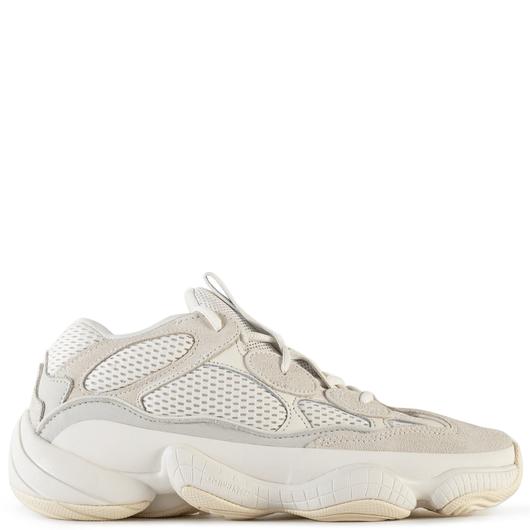 brand new 406c2 e73ac YEEZY Boost 500 Bone White Sneakers