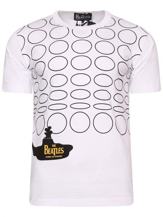 7a3b0fc34 The Beatles Submarine Bubble T-Shirt - CDG THE BEATLES | Hervia