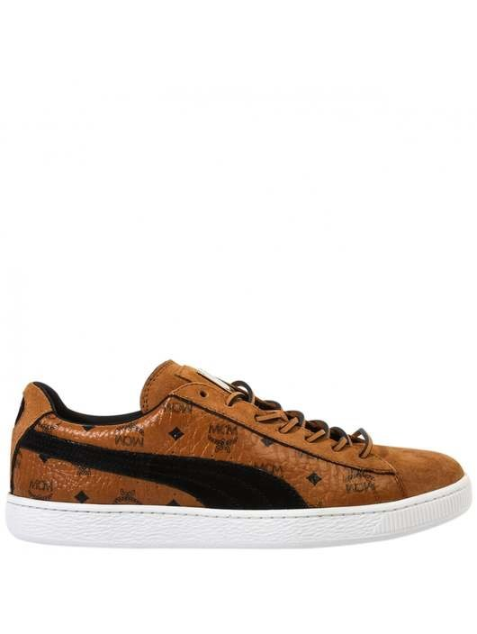 new style 7a155 a1999 366299 01 SUEDE CLASSIC BROWN