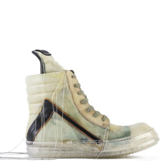 sports shoes 39ca5 09836 Geobasket High Top Sneakers Natural