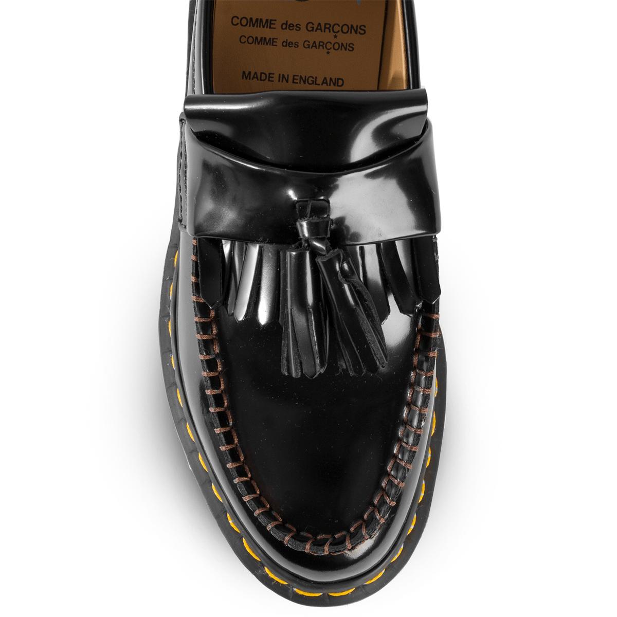 Comme Des Garçons Comme Des Garçons Dr Martens Adrian Tassel Loafer Shoes Hervia
