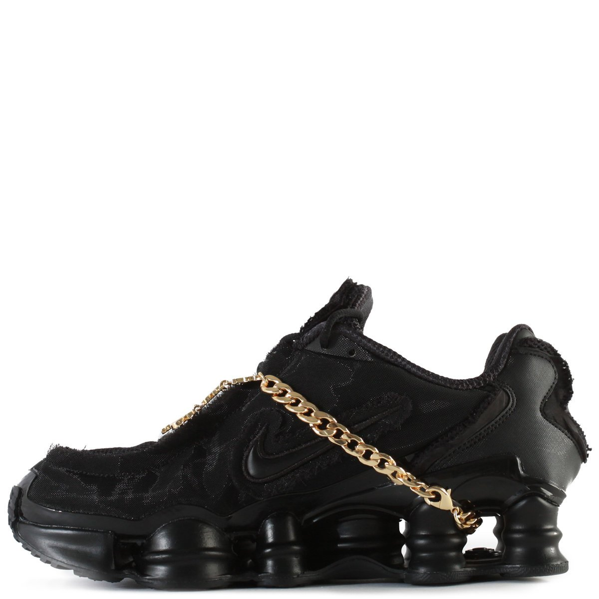 x Nike Shox TL Sneakers Black