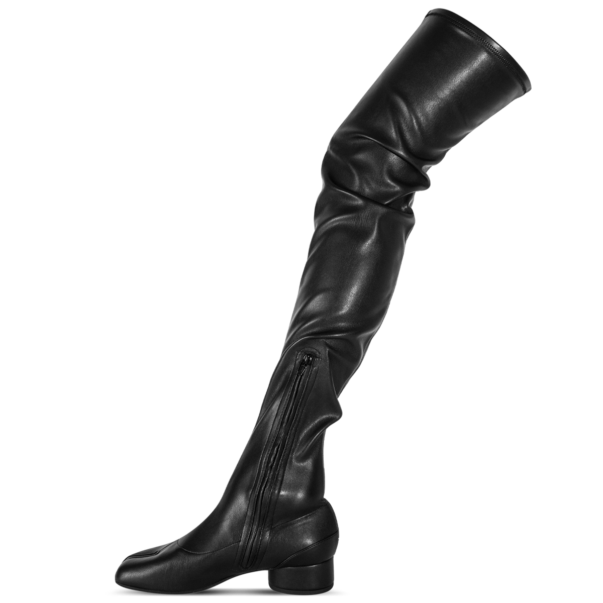 Leather Thigh Boots | Shop the world's