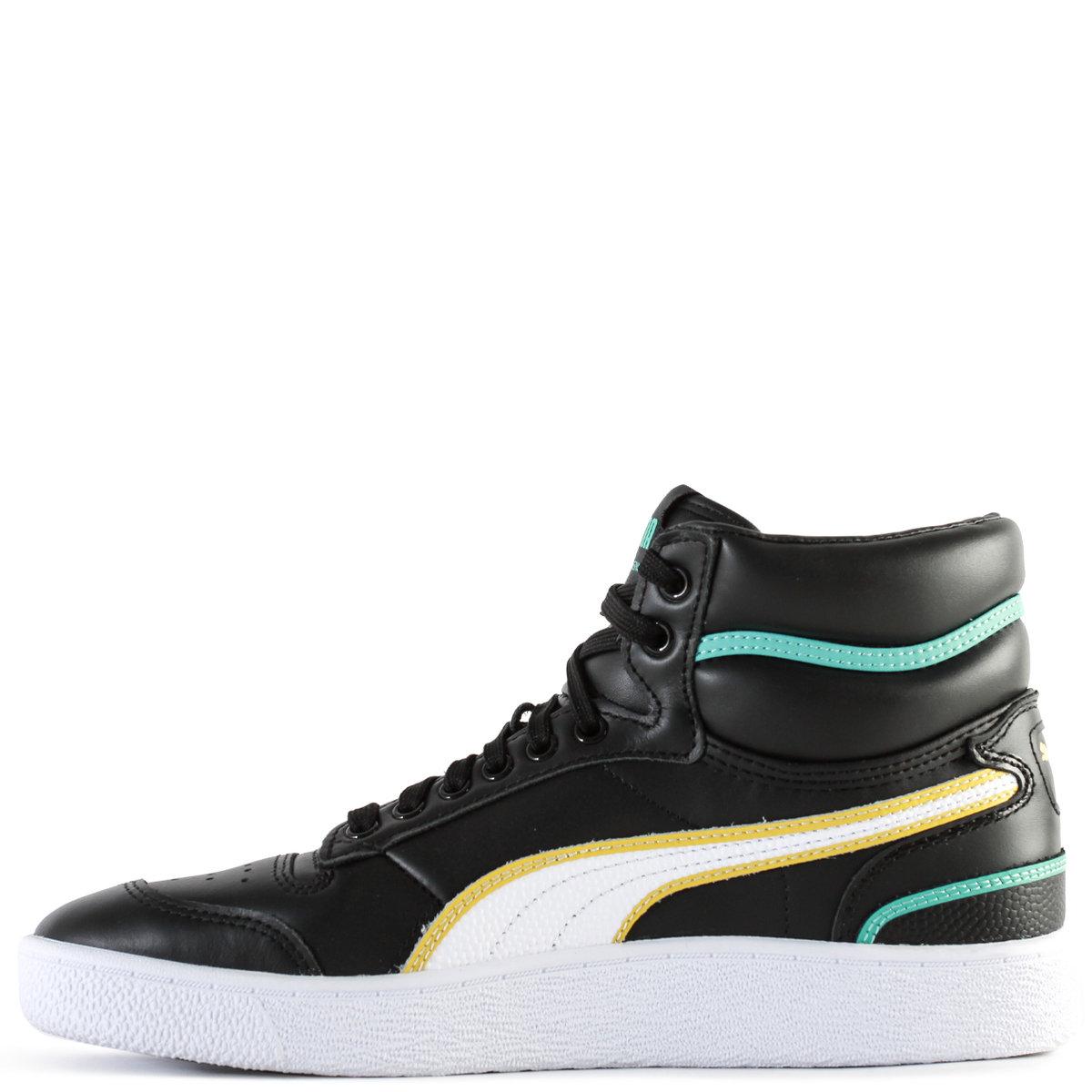 Ralph Sampson Mid Hoops Sneakers