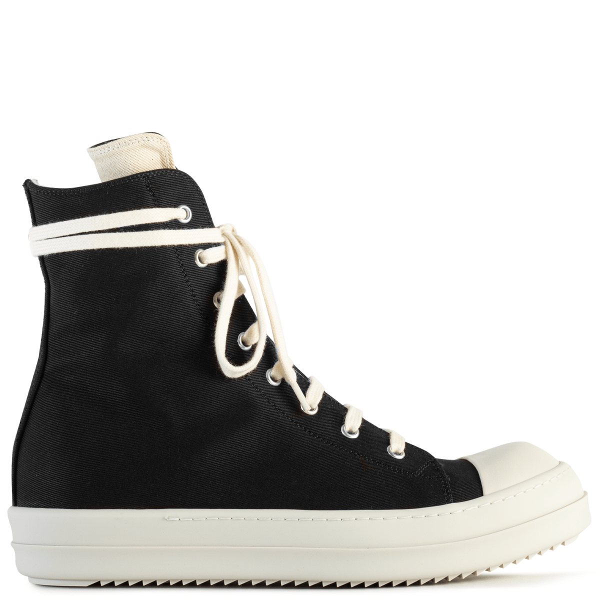 all black high top shoes