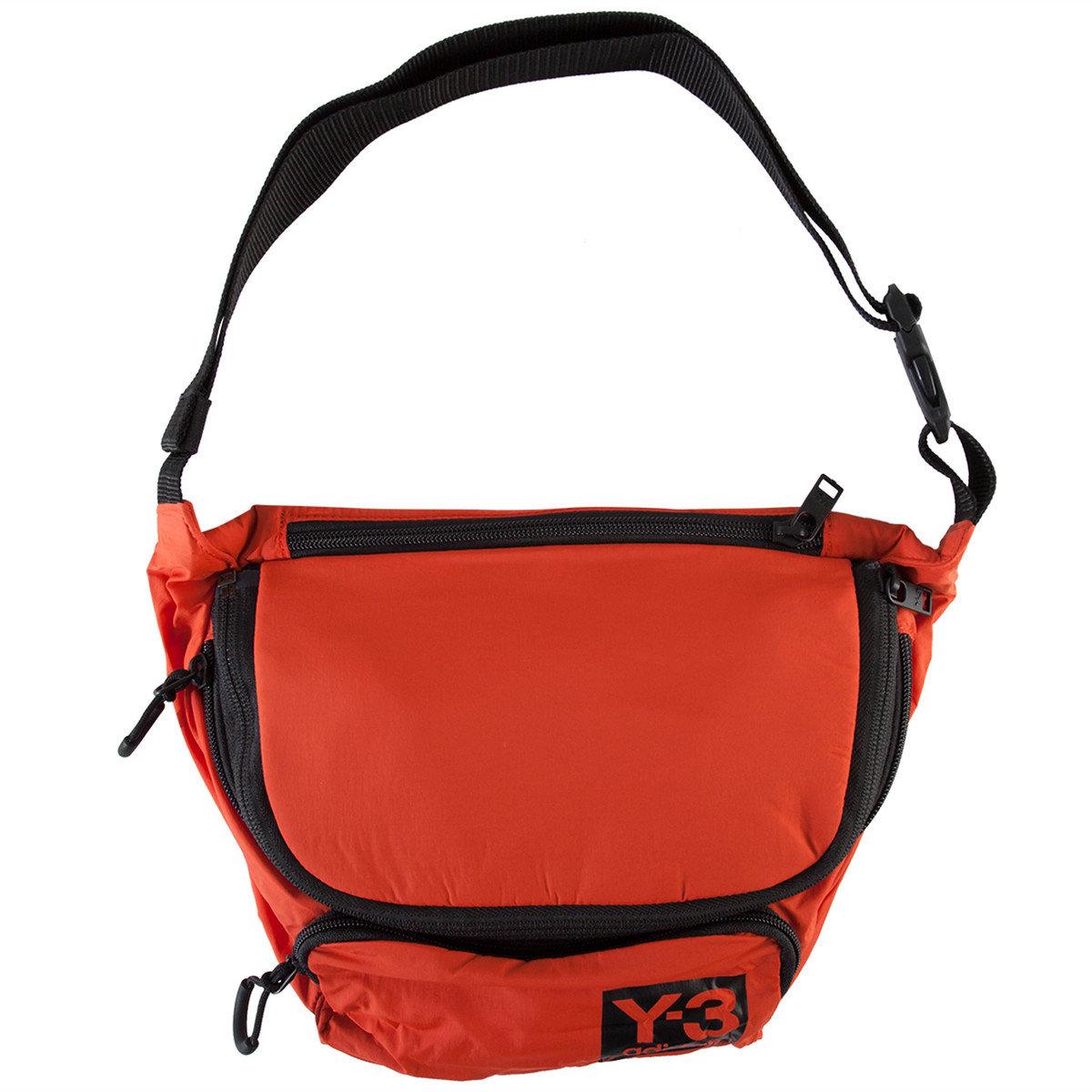 Packable BackpackWaist Bag Orange