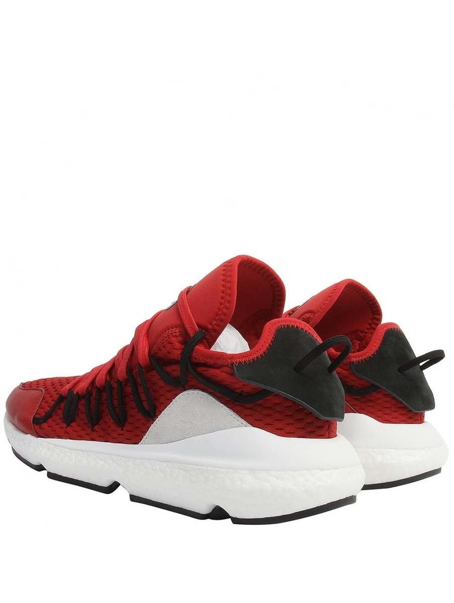 Y-3 Kusari in Chili Pepper AC7191 Brand New In Box with Free Shipping