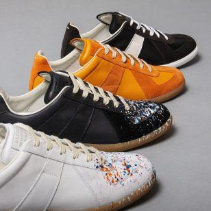 Margiela Replica Sneakers: A History