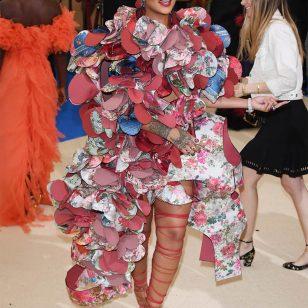 Best Dressed At The Met Gala