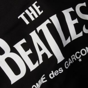 Comme Des Garcons x The Beatles