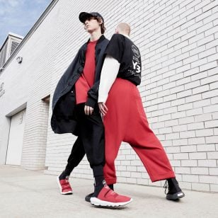 A new look from Y-3 for Spring