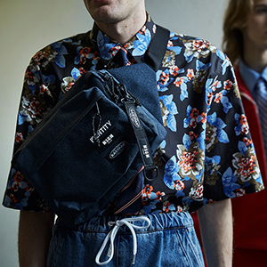 Eastpak Upcoming Collaborations with MSGM and Raf Simons