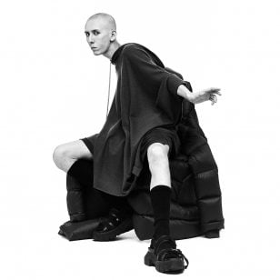 Rick Owens 'Sisyphus' Fall Winter '18: Menswear